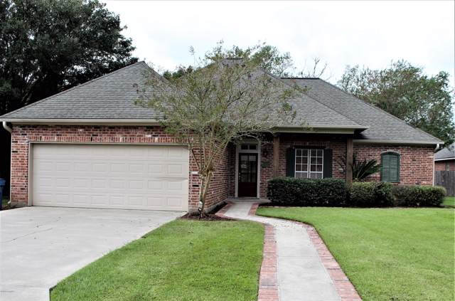 112 Tapestry Circle, Lafayette, LA 70508 (MLS #19010330) :: Keaty Real Estate