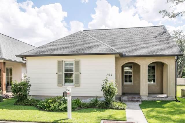 103 Soho Circle, Lafayette, LA 70508 (MLS #19010389) :: Keaty Real Estate