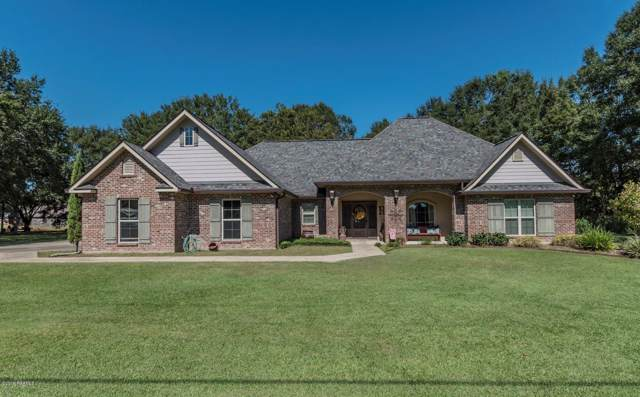 704 Ombrage Road, Carencro, LA 70520 (MLS #19010464) :: Keaty Real Estate
