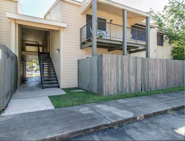 220 Doucet Road 254G, Lafayette, LA 70503 (MLS #19010731) :: Keaty Real Estate