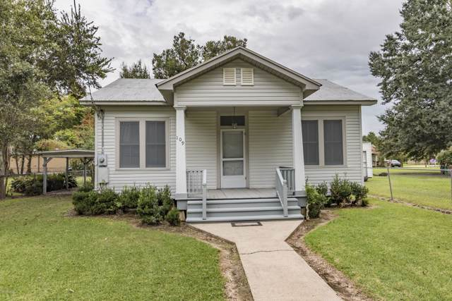 109 S St John Street, Carencro, LA 70520 (MLS #19010903) :: Keaty Real Estate
