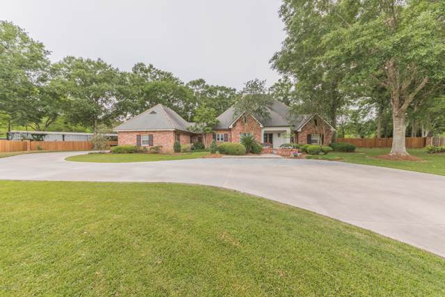 1025 Bayou Bend Cr., Breaux Bridge, LA 70517 (MLS #19010926) :: Keaty Real Estate