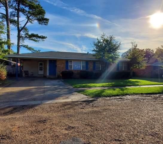 912 James Paul Avenue, Opelousas, LA 70570 (MLS #19011018) :: Keaty Real Estate
