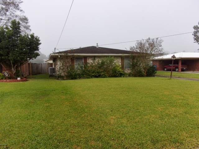 501 Pecan Drive, Franklin, LA 70538 (MLS #19011053) :: Keaty Real Estate
