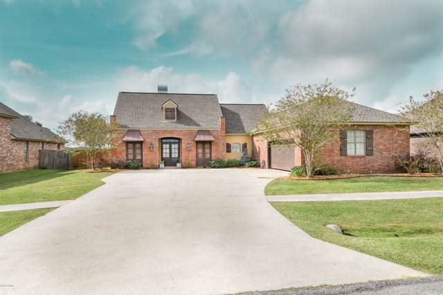 103 Andrew Oak Drive, Church Point, LA 70525 (MLS #19011108) :: Keaty Real Estate