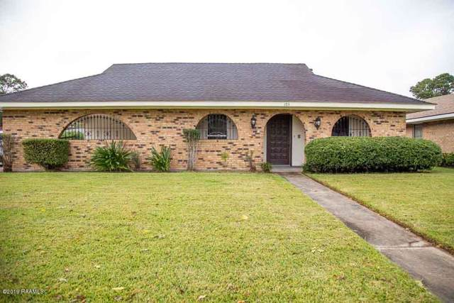 103 Wyoming Street, Lafayette, LA 70501 (MLS #19011115) :: Keaty Real Estate