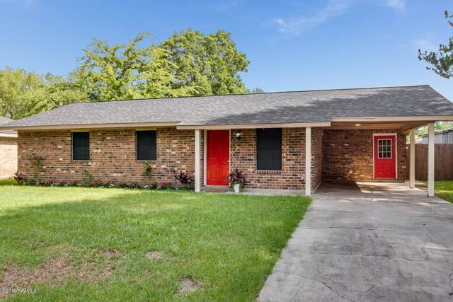 116 Burrow, Scott, LA 70583 (MLS #19011153) :: Keaty Real Estate