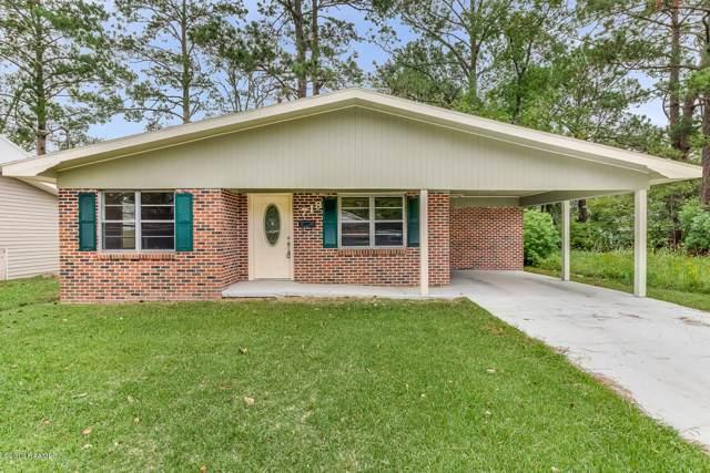 718 W 11th Street, Crowley, LA 70526 (MLS #19011179) :: Keaty Real Estate