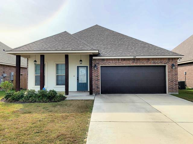 206 Caillou Grove Road, Youngsville, LA 70592 (MLS #19011257) :: Keaty Real Estate
