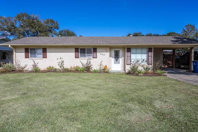 1320 Phillip Avenue, Eunice, LA 70535 (MLS #19011287) :: Keaty Real Estate