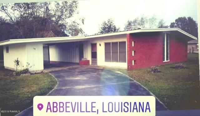 503 E Valcourt Street, Abbeville, LA 70510 (MLS #19011357) :: Keaty Real Estate