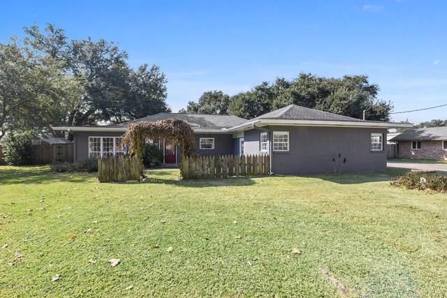 121 Lippi Blvd Boulevard, Lafayette, LA 70508 (MLS #19011451) :: Keaty Real Estate