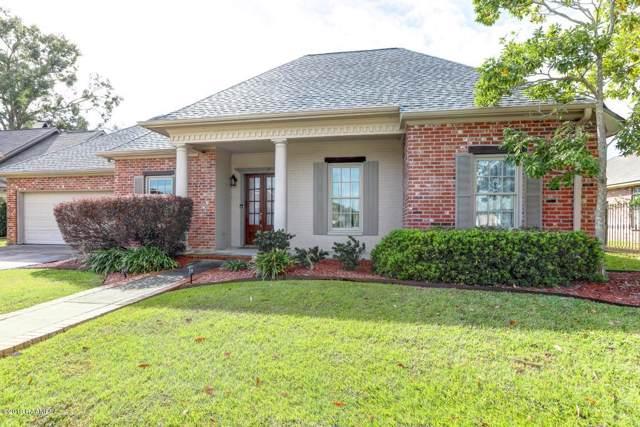 201 Oak Hollow Drive, Lafayette, LA 70508 (MLS #19011520) :: Keaty Real Estate