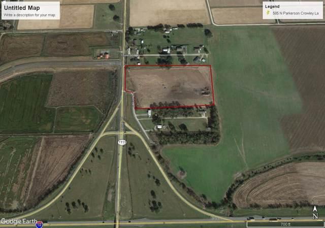 Hwy 1111, Crowley, LA 70526 (MLS #19011758) :: Keaty Real Estate