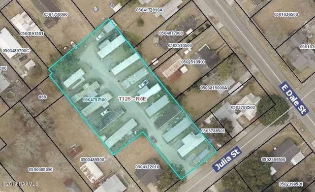 906 Julia Street, New Iberia, LA 70560 (MLS #19012004) :: Keaty Real Estate