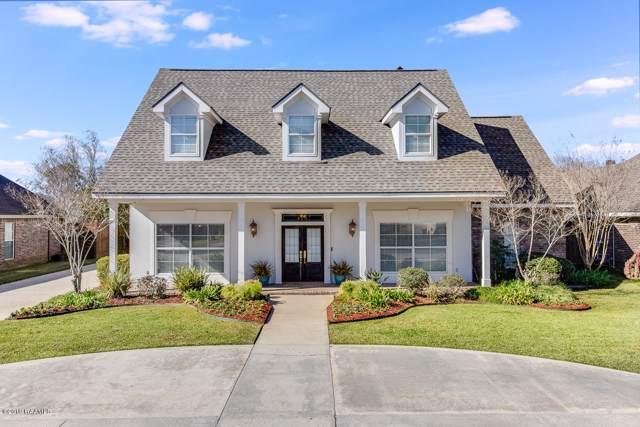 410 Gordon Crockett Drive, Lafayette, LA 70508 (MLS #19012084) :: Keaty Real Estate