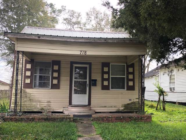 718 E Ash Street, Crowley, LA 70526 (MLS #19012100) :: Keaty Real Estate