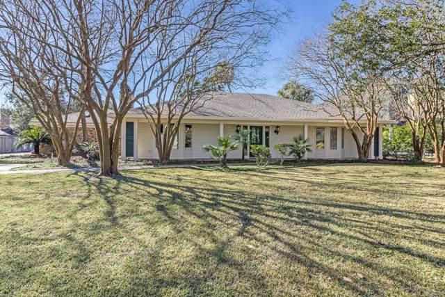 1103 W Bayou Parkway, Lafayette, LA 70503 (MLS #19012127) :: Keaty Real Estate