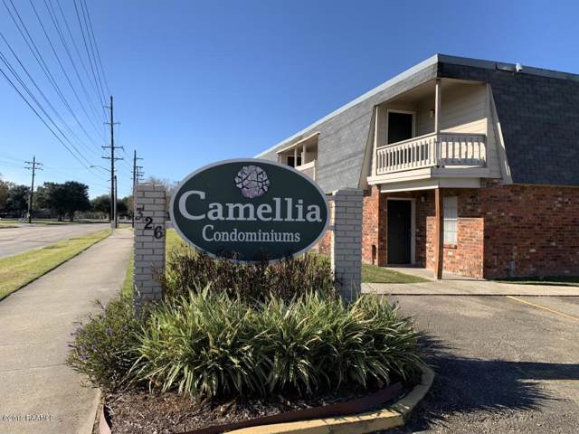 326 Guilbeau Road #105, Lafayette, LA 70506 (MLS #19012183) :: Keaty Real Estate