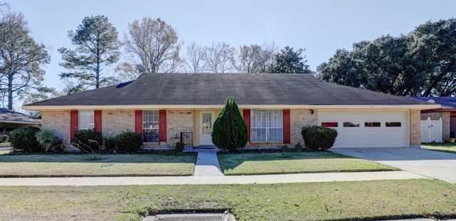 206 Persimmon Place, Lafayette, LA 70507 (MLS #19012291) :: Keaty Real Estate
