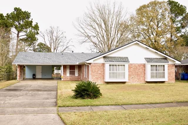 109 Orangewood Drive, Lafayette, LA 70503 (MLS #19012399) :: Keaty Real Estate