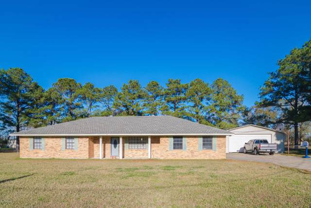 163 Lee Road, Eunice, LA 70535 (MLS #20000033) :: Keaty Real Estate