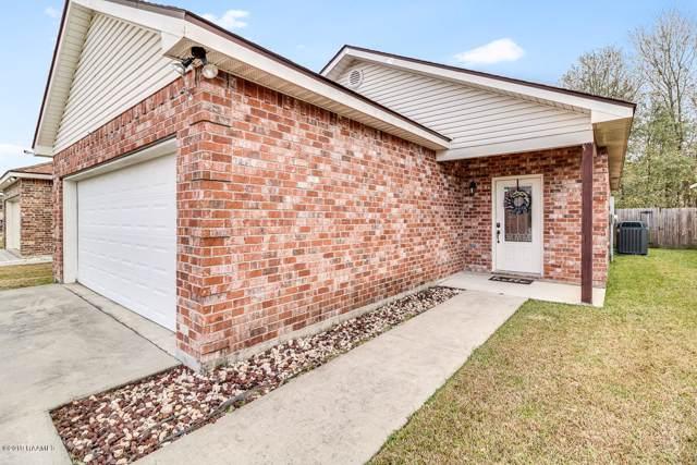 309 Sunflower Estates Lane, Carencro, LA 70520 (MLS #20000060) :: Keaty Real Estate