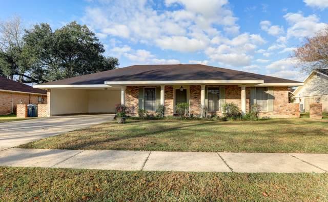 302 Kees Circle, Lafayette, LA 70506 (MLS #20000200) :: Keaty Real Estate