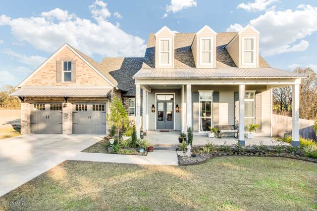 1005 Emancipation Drive, Broussard, LA 70518 (MLS #20000266) :: Keaty Real Estate