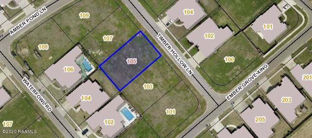 105 Timber Hollow Lane, Lafayette, LA 70508 (MLS #20000284) :: Keaty Real Estate