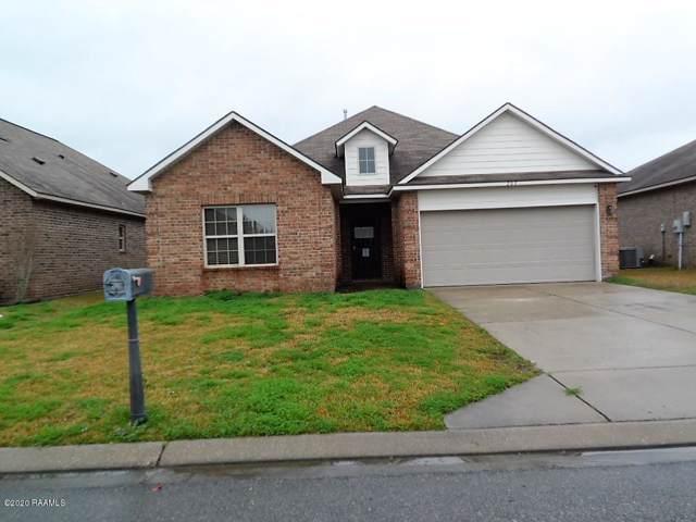 207 Golden Lake Drive, Rayne, LA 70578 (MLS #20000307) :: Keaty Real Estate