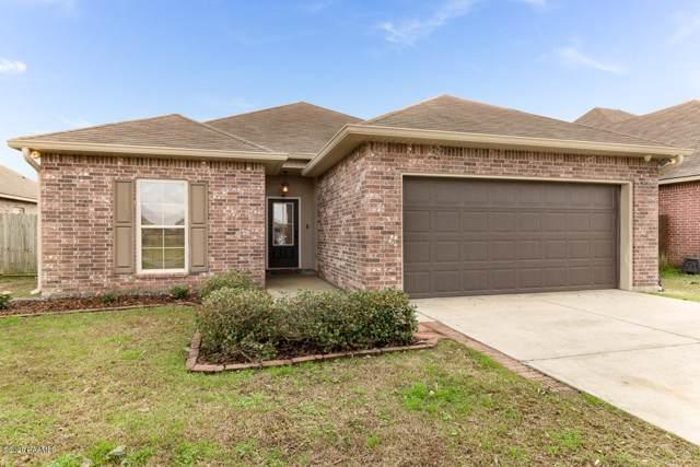 105 Sabine Drive, Carencro, LA 70520 (MLS #20000488) :: Keaty Real Estate