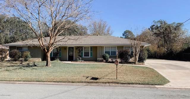 207 Robert Lee Circle, Lafayette, LA 70506 (MLS #20000499) :: Keaty Real Estate