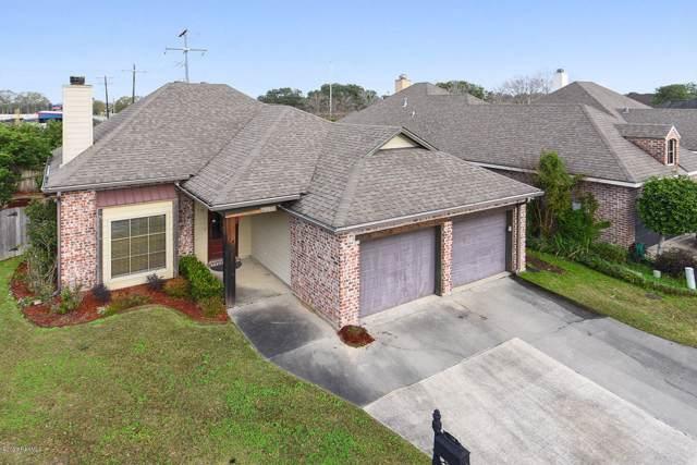 118 Imperial Palm Lane, Lafayette, LA 70508 (MLS #20000513) :: Keaty Real Estate