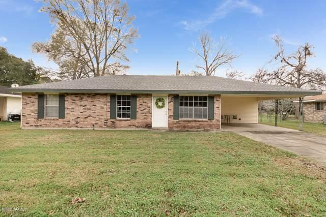 302 Leonie Street, Lafayette, LA 70506 (MLS #20000519) :: Keaty Real Estate