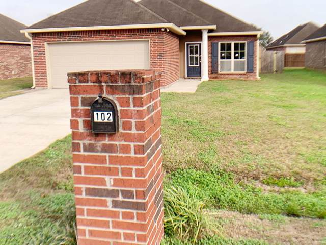 102 Sunny Oak Trail, Carencro, LA 70520 (MLS #20000526) :: Keaty Real Estate