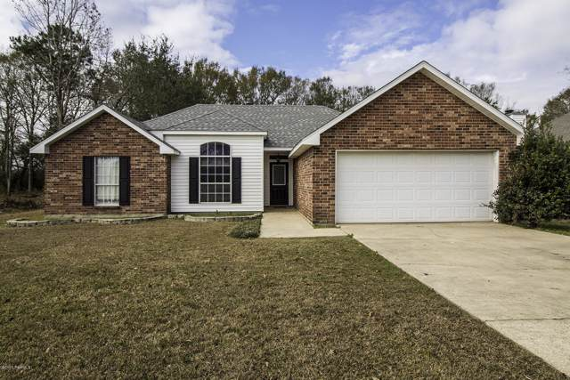 204 Olive Branch Drive, Youngsville, LA 70592 (MLS #20000542) :: Keaty Real Estate