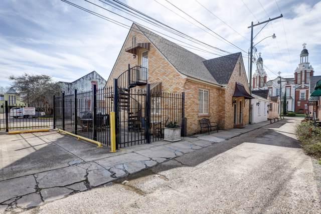 121 Church Alley, New Iberia, LA 70560 (MLS #20000579) :: Keaty Real Estate