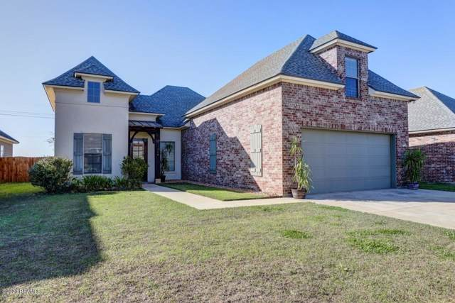 119 Cane Creek Drive, Broussard, LA 70518 (MLS #20000624) :: Keaty Real Estate
