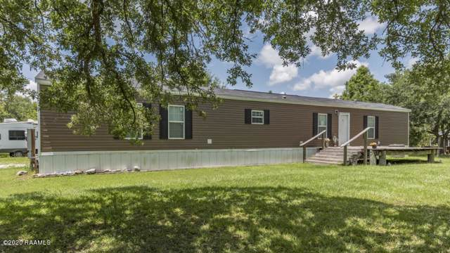 1011 Ray Drive, Breaux Bridge, LA 70517 (MLS #20000628) :: Keaty Real Estate