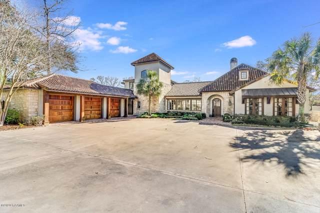 117 Thibodeaux Drive, Lafayette, LA 70503 (MLS #20000663) :: Keaty Real Estate