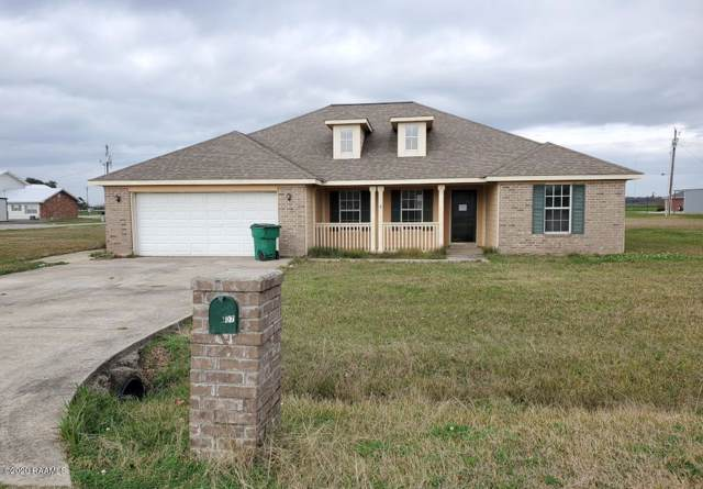 107 Betty Drive, Crowley, LA 70526 (MLS #20000698) :: Keaty Real Estate