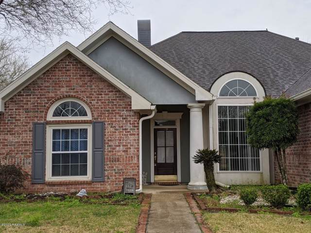 119 Summer Morning Court, Lafayette, LA 70508 (MLS #20000730) :: Keaty Real Estate
