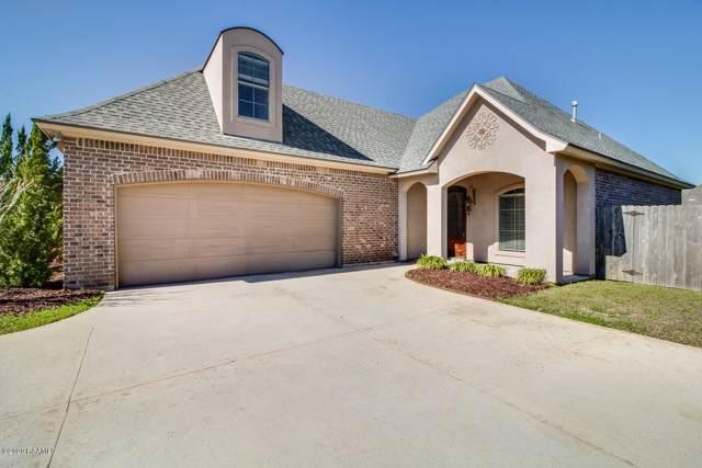 103 Heron Point Drive, Broussard, LA 70518 (MLS #20000786) :: Keaty Real Estate
