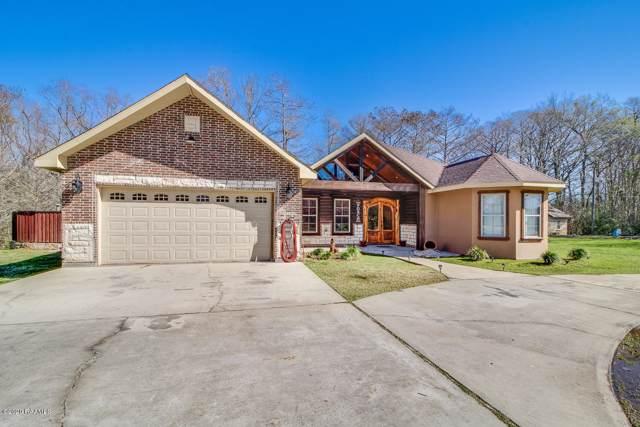 382 Nezat Road, Opelousas, LA 70570 (MLS #20000791) :: Keaty Real Estate