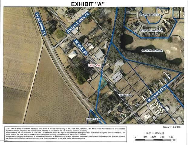 Main Street, New Iberia, LA 70560 (MLS #20000822) :: Keaty Real Estate