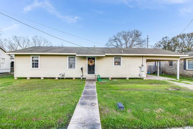 609 6th Street, Rayne, LA 70578 (MLS #20000913) :: Keaty Real Estate