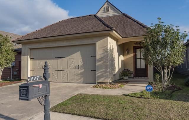 117 Milan Circle, Lafayette, LA 70508 (MLS #20000923) :: Keaty Real Estate