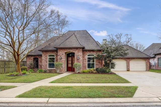 101 Vanburg Place, Lafayette, LA 70508 (MLS #20000966) :: Keaty Real Estate