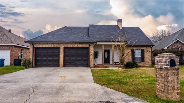 109 Wildflower, Lafayette, LA 70506 (MLS #20001100) :: Keaty Real Estate